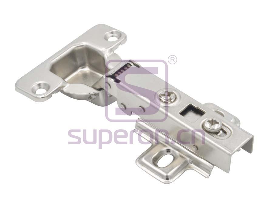 01-031 | Soft-closing hinge, inseparable