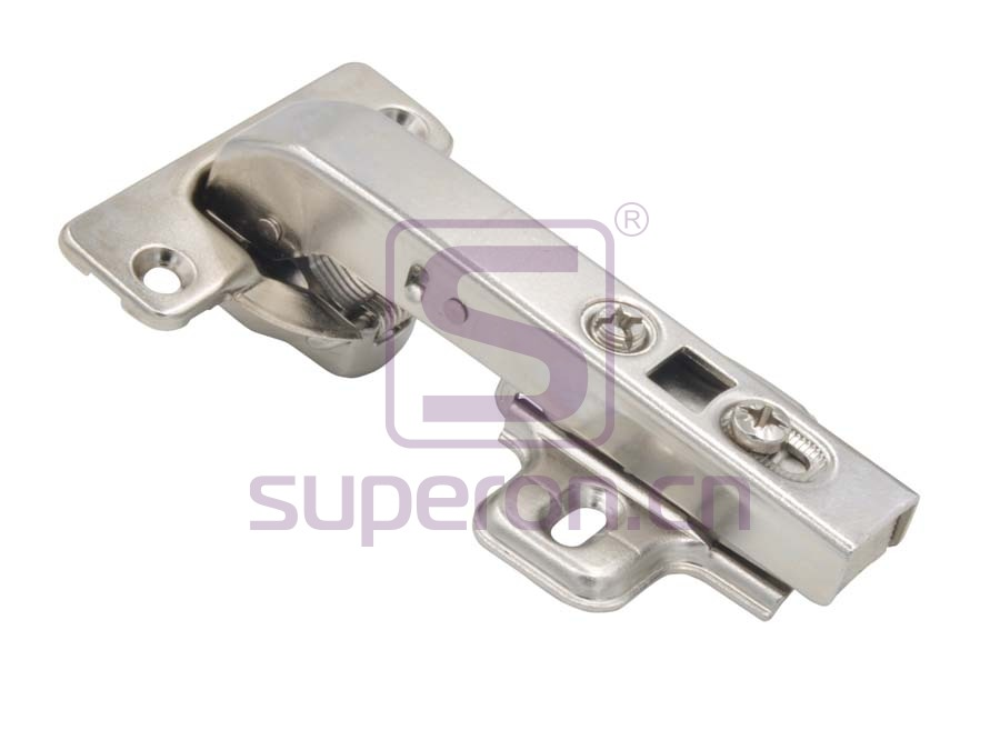 01-043 | Soft-closing hinge, 90°, clip-on