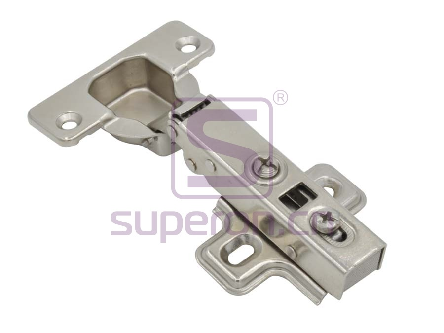 01-065 | Soft-closing hinge (zinc clip-on)