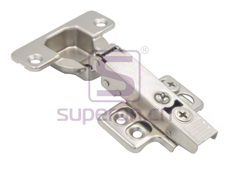 Soft-closing hinge, 3D