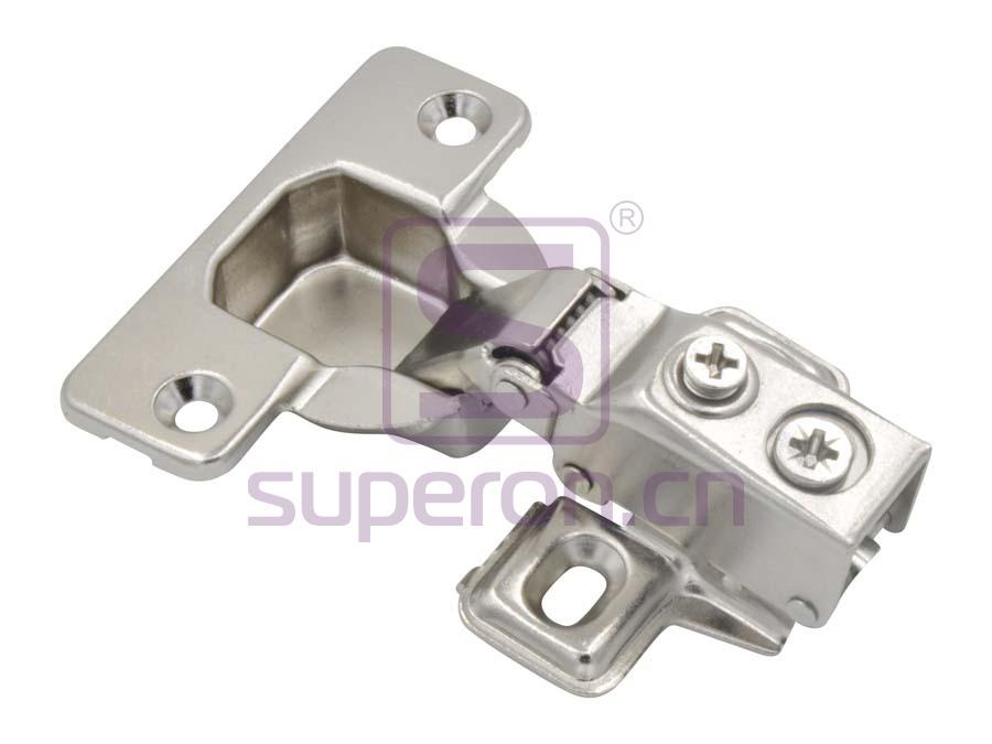 01-077 | Short soft-closing hinge, 2D