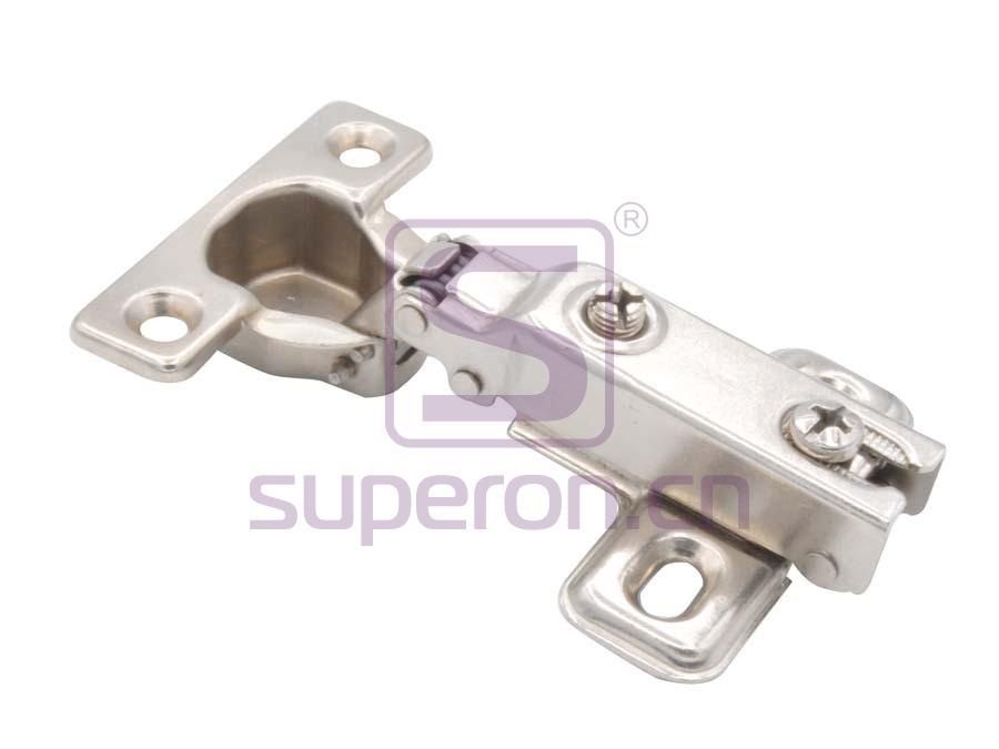 01-130   Concealed hinge 26mm, soft-closing