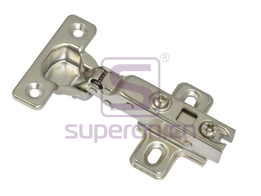 01-132 | Concealed hinge 26mm, soft-closing