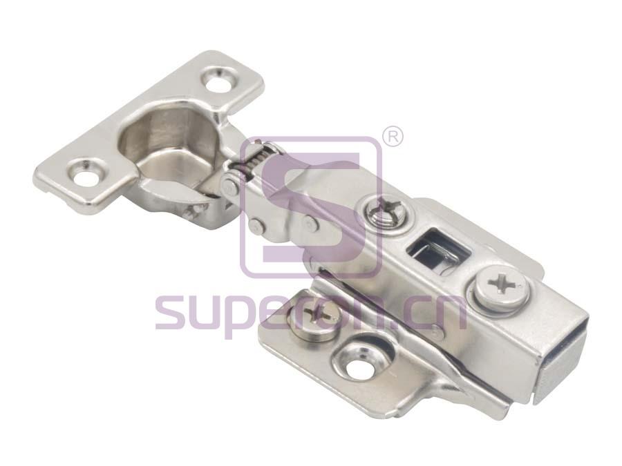 01-137 | Hinge 26mm Soft-closing hinge 3D