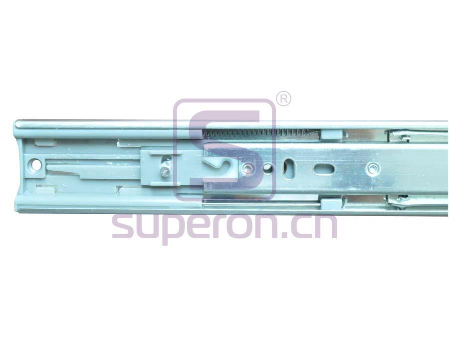 02-143 | 45mm soft closing full ext.sliders
