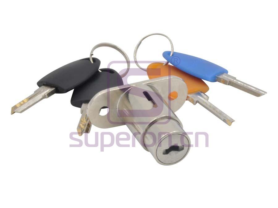 03-006 | Lock #105 with master key