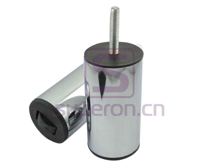 04-121   Connector with castor, D=50mm