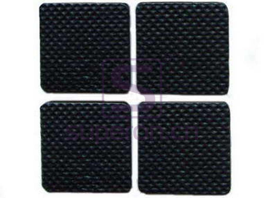 Rubber floor protector (square)