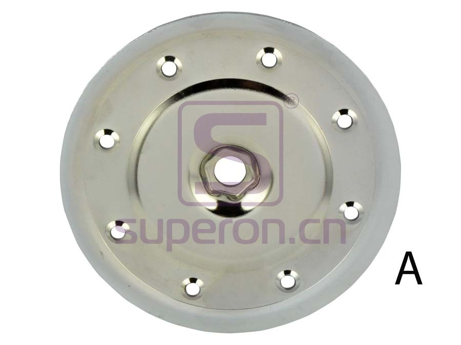 04-910   Upper connector for table leg