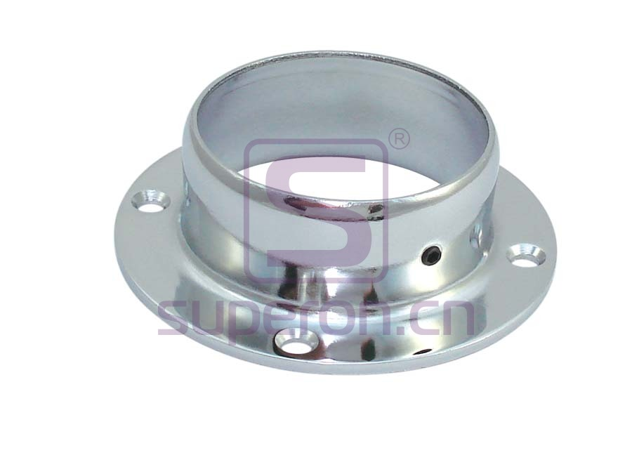 50mm tube flange with fixing screw