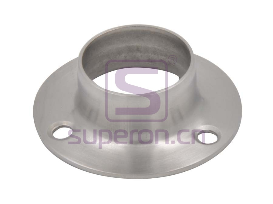 Flange with fix screw, ss