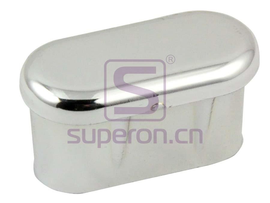 06-350 | Cap for tube, 15×30, plastic