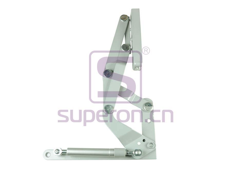 Vertical flap lift