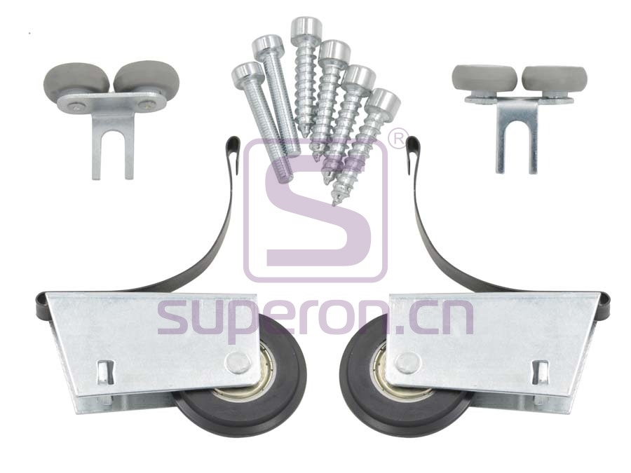 Roller system (symmetric)