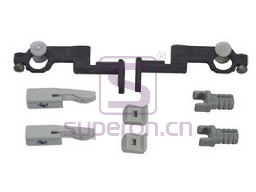 09-531 | Adjustable sliding castors