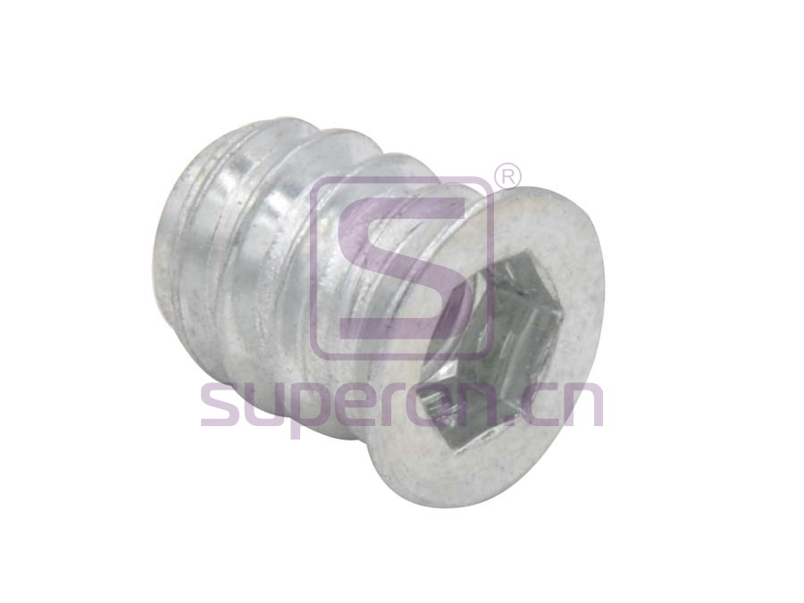 10-351 | Socket (hex inside, cap), steel