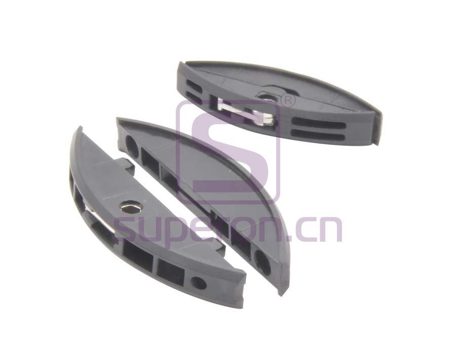 10-486 | Plastic connector on corner