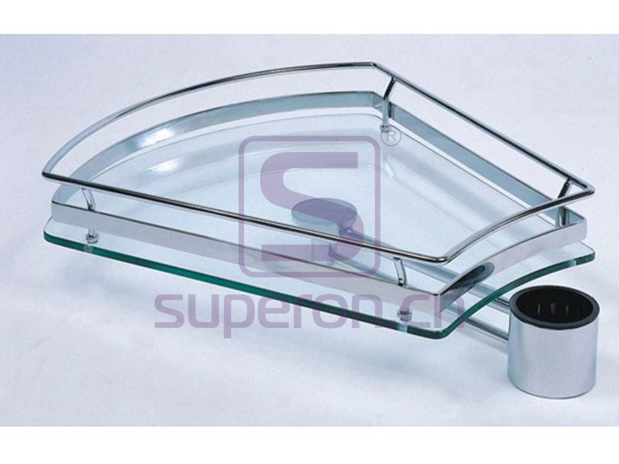 11-330 | 30° shef with glass