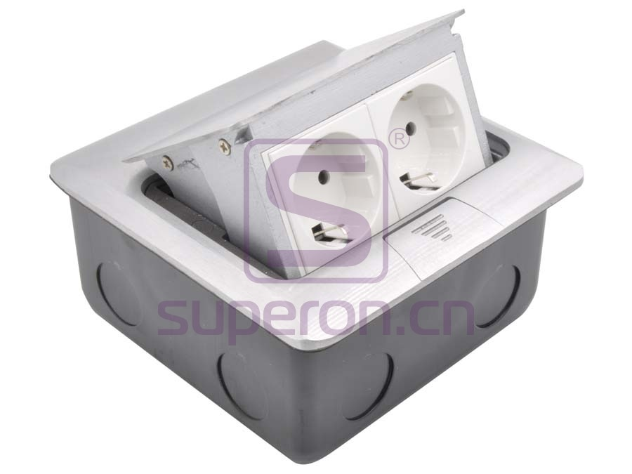 Electrial floor Socket