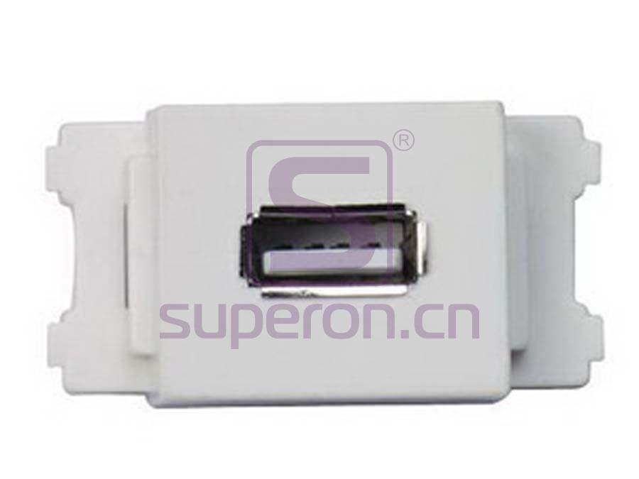 12-190 | USB socket