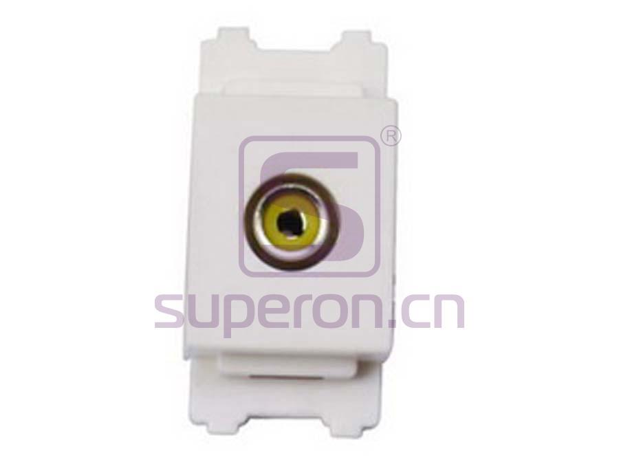 12-192 | Video socket