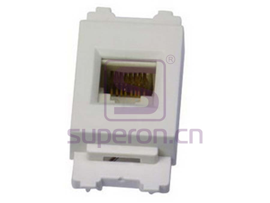 Network cable socket
