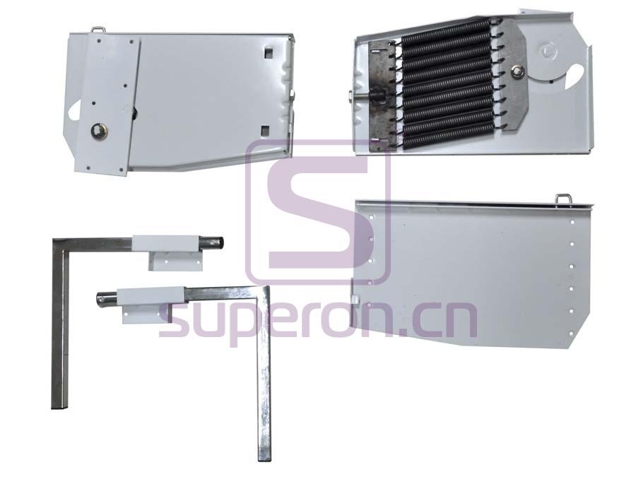 Bed lift mechanism