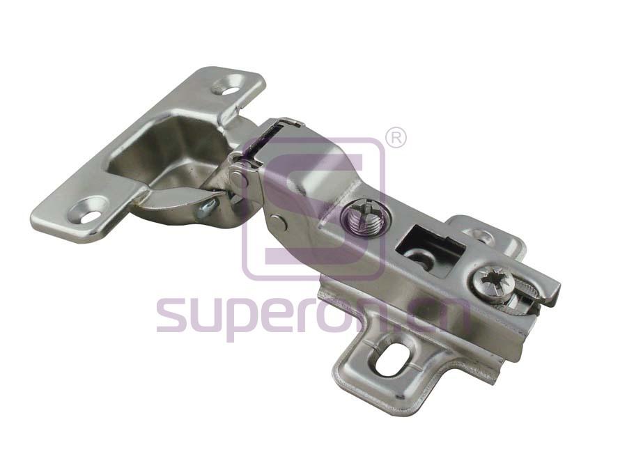 01-000-B | Concealed hinge , slide-on