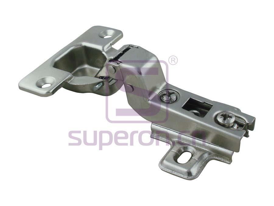 01-000-C | Concealed hinge , slide-on