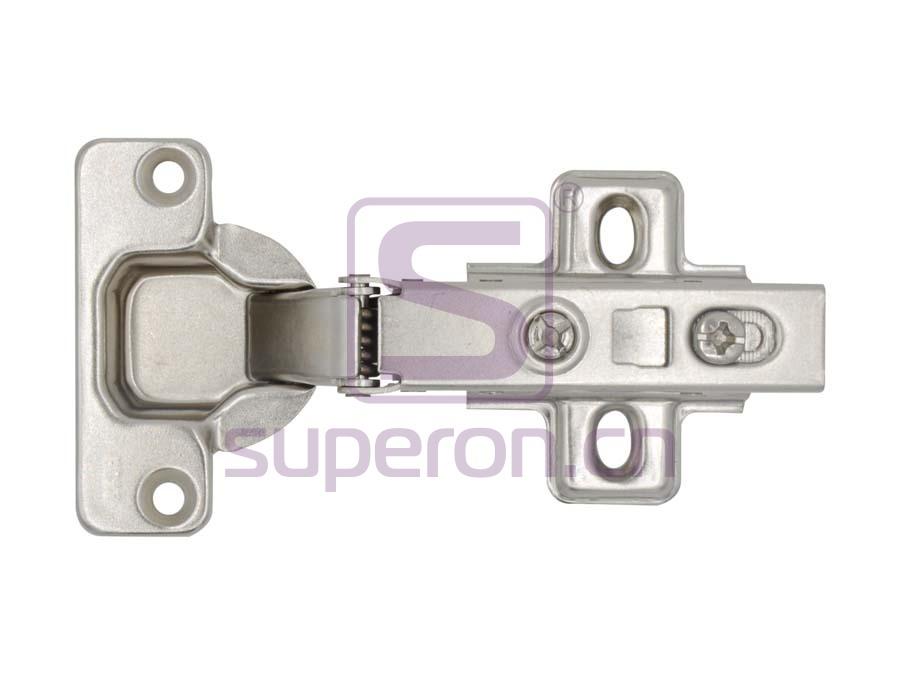 01-031-x2 | Soft-closing hinge, inseparable