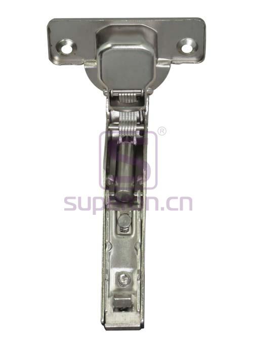 01-042-x | Soft-closing hinge, 45°, clip-on