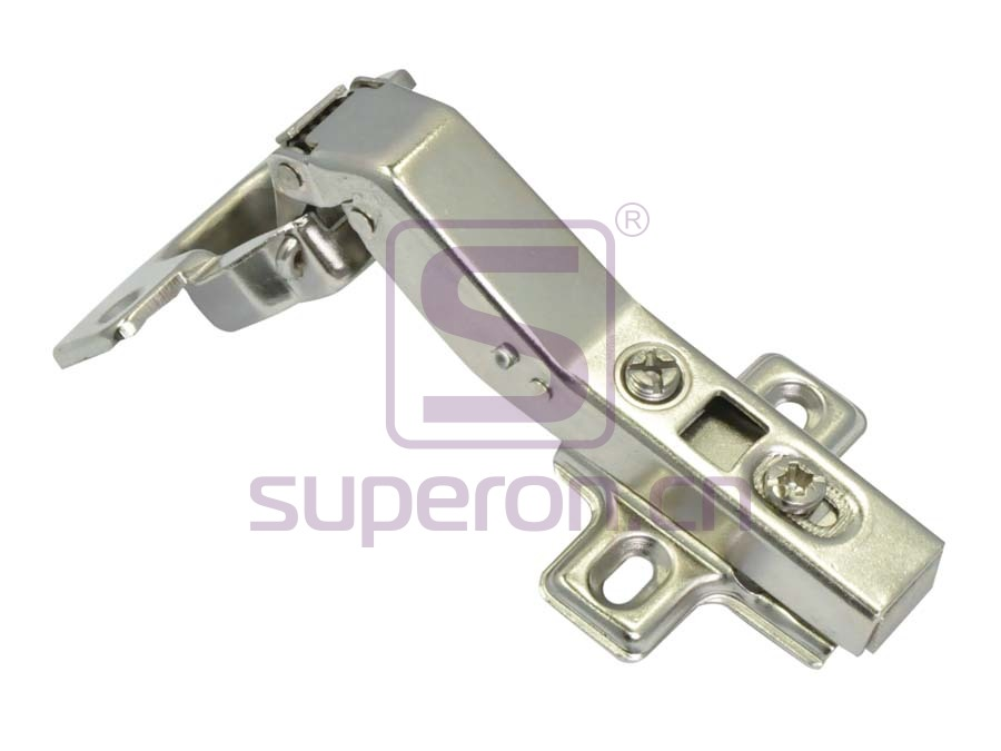 01-042_2 | Soft-closing hinge, 45°, clip-on