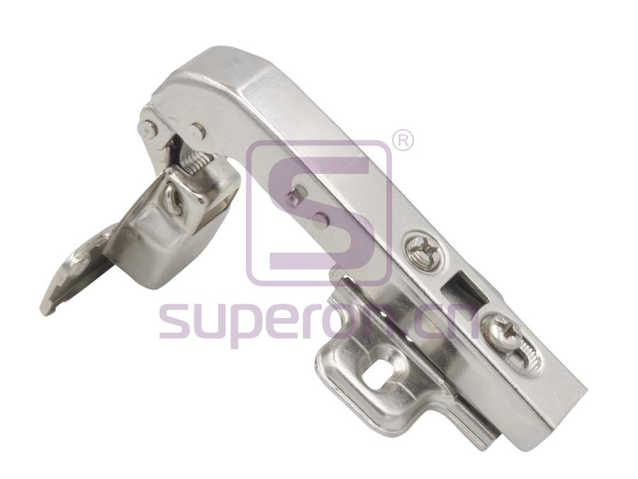 01-043-L | Soft-closing hinge, 90°, clip-on