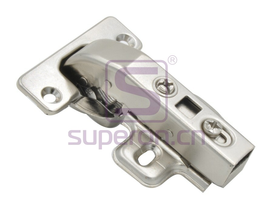 01-043-S | Soft-closing hinge, 90°, clip-on