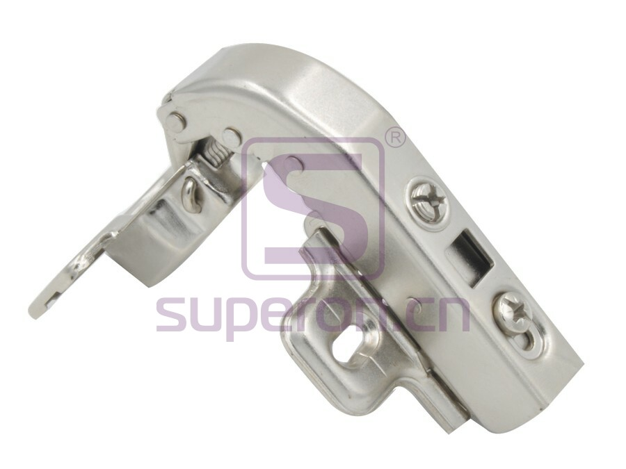 01-043-S1 | Soft-closing hinge, 90°, clip-on