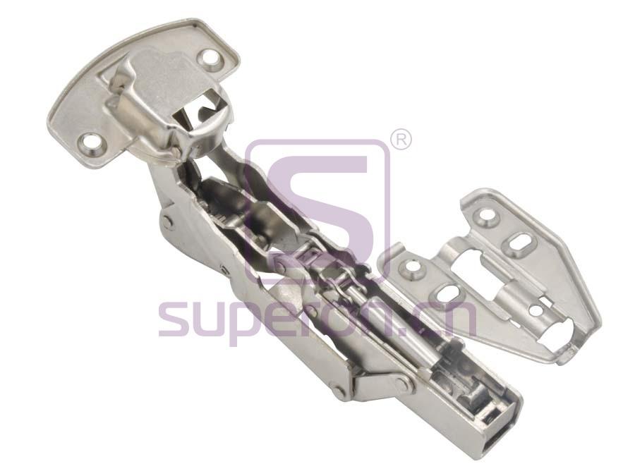 01-046-x1 | Soft-closing hinge, 155°, 2D