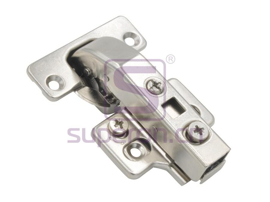 01-053-s | Soft-closing hinge, 90°, 3D