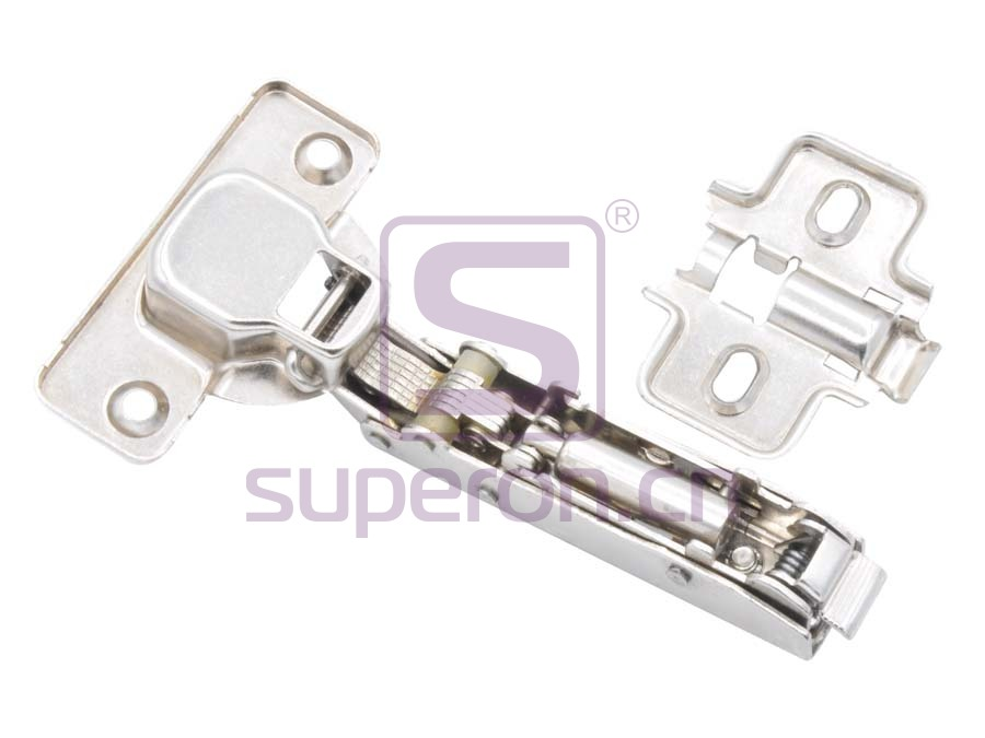 01-061-x | Soft closing hinge (steel clip-on)