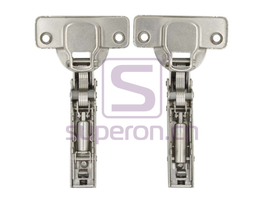 01-065-x2 | Soft-closing hinge (zinc clip-on)