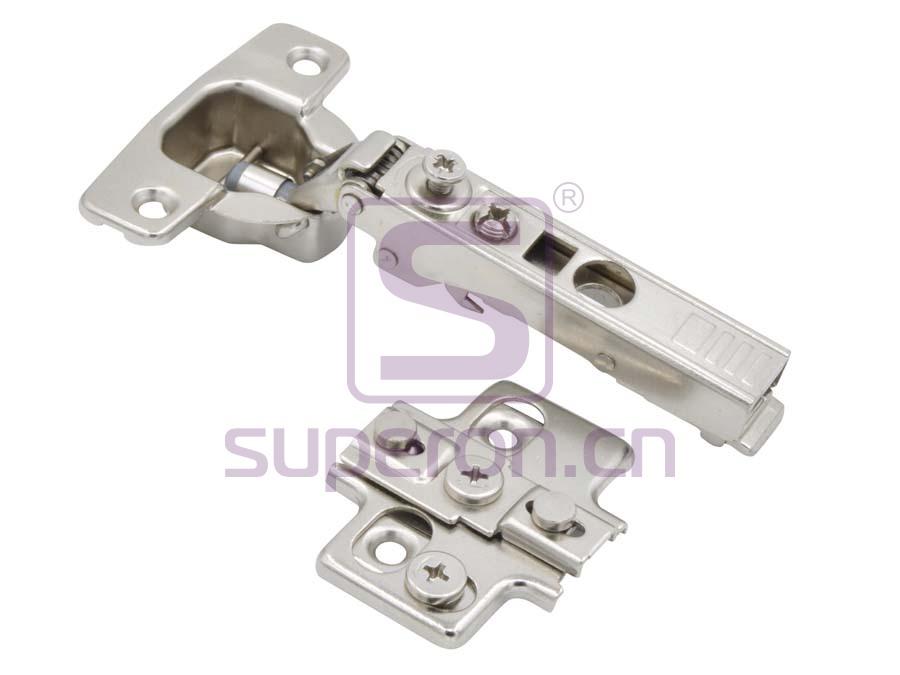 01-070-x | Soft-closing hinge, clip-on