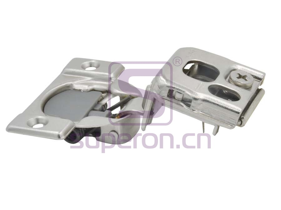 01-076-48B-x   Short soft-closing hinge