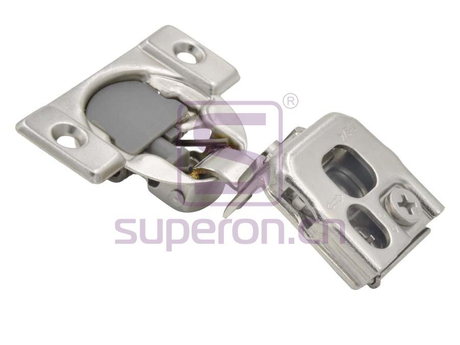 01-076-48B   Short soft-closing hinge