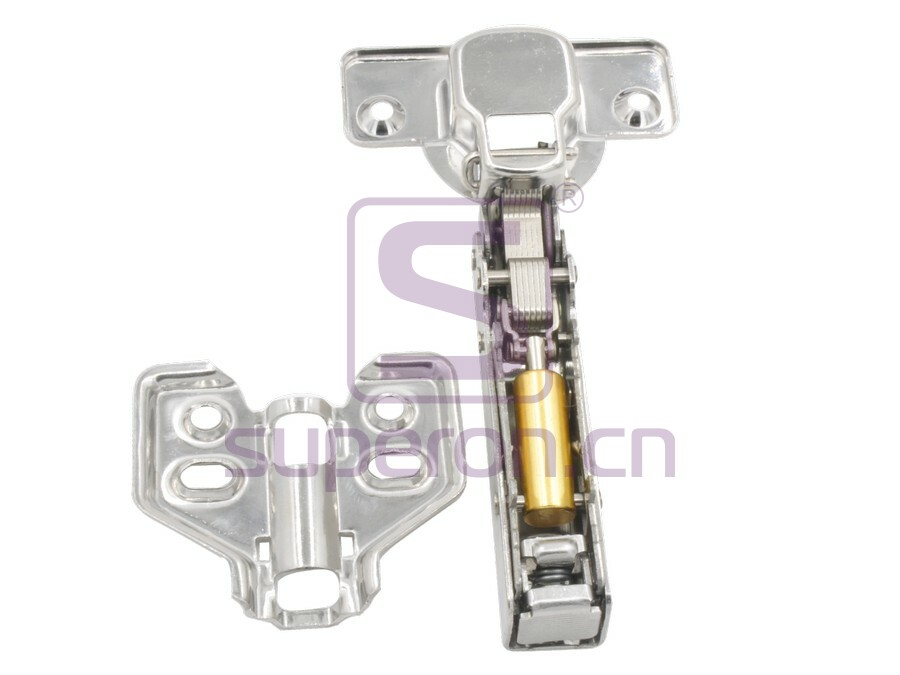 01-098-x | Soft-closing hinge, st. st, clip-on