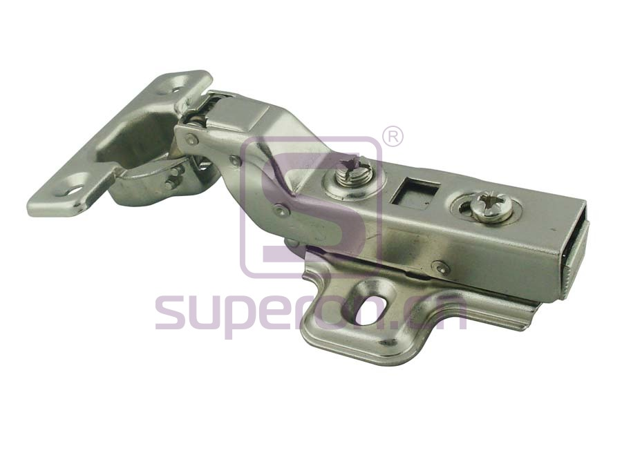 01-133-C | Hinge 26mm, soft-closing, clip-on