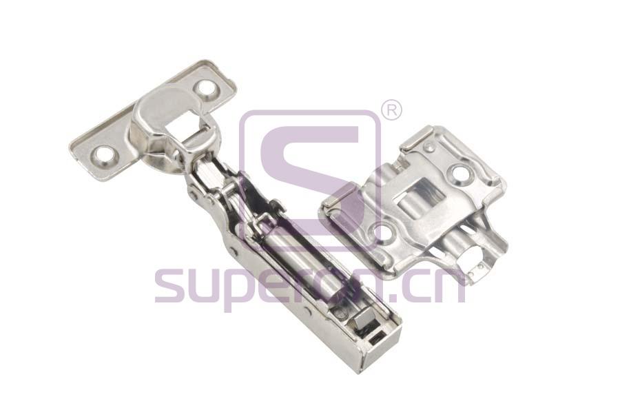 01-137-x | Hinge 26mm Soft-closing hinge 3D