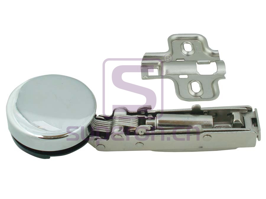 01-147-1 | Soft-closing hinge d35mm, for glass