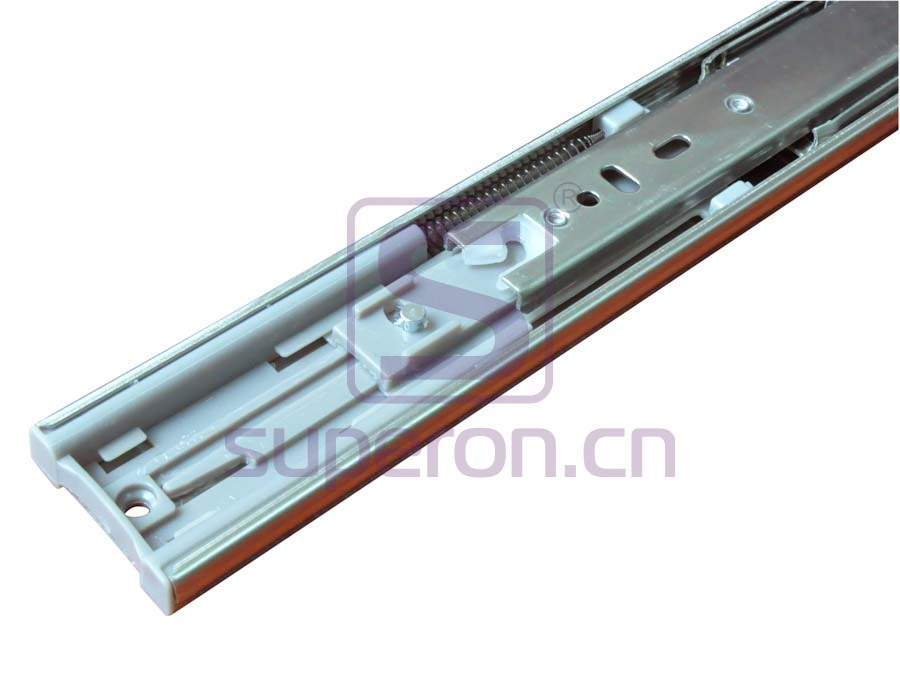 02-143-1 | 45mm soft closing full ext.sliders