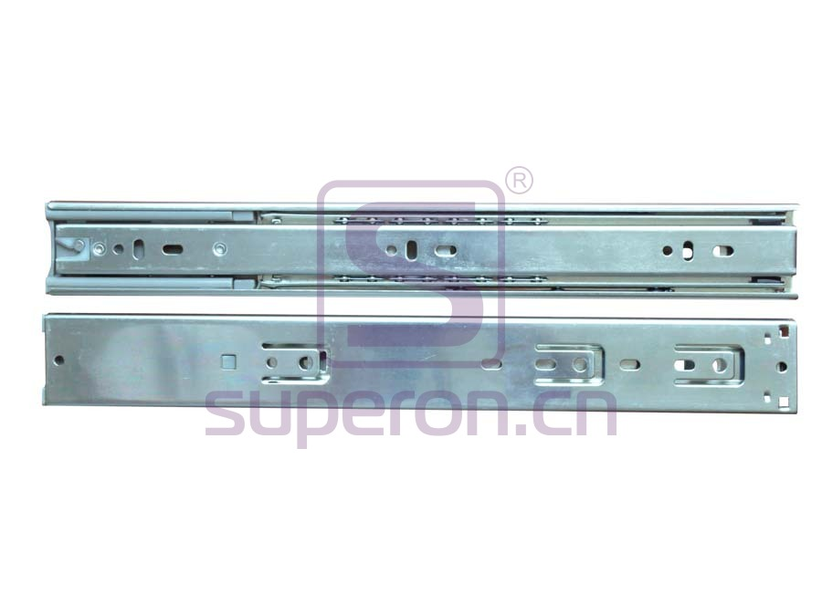 02-143-2 | 45mm soft closing full ext.sliders