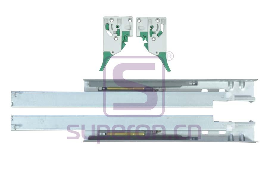 02-325-x2 | Full ext. soft-closing slider