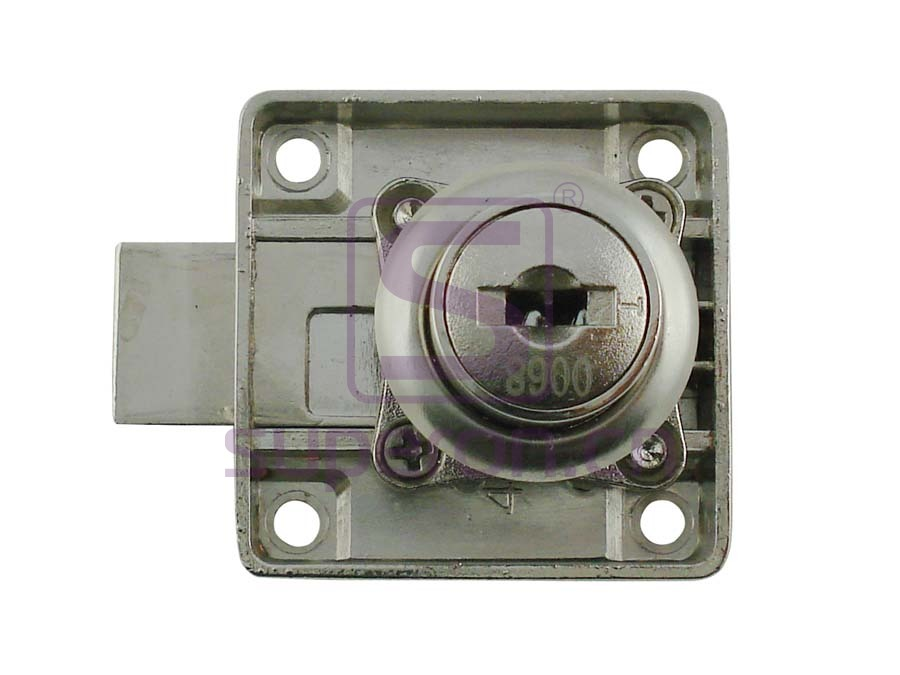 03-002-x   Lock #338 with removable barrel
